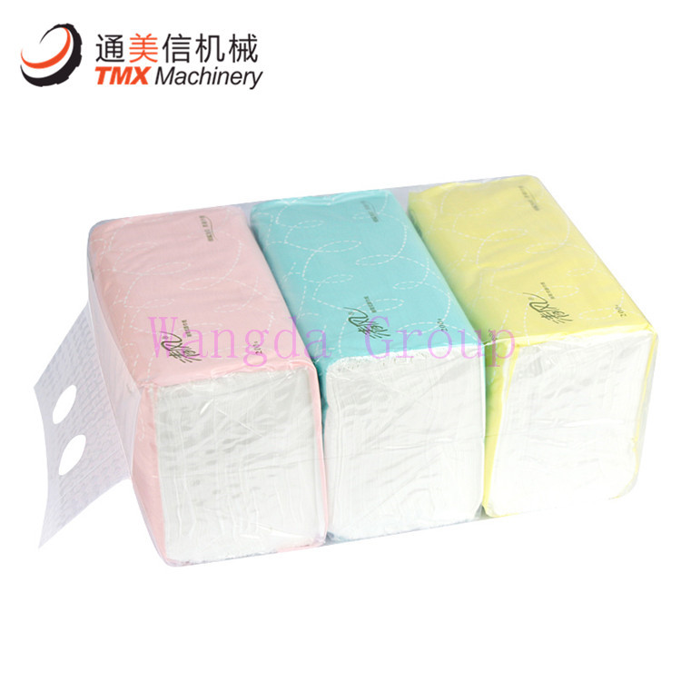 facial tissue nylon bag