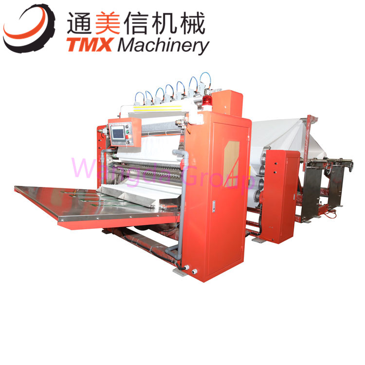 6lane facial tissue machine