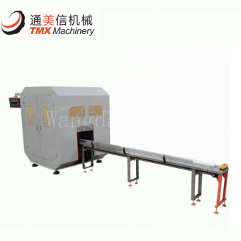 Full Automatic Maxi Roll Log Saw Cutter
